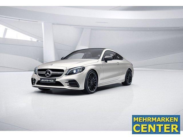 Mercedes-Benz C-Klasse AMG - C 43 4M Coupé Perf.AbgasSitze Distr+ Pano H