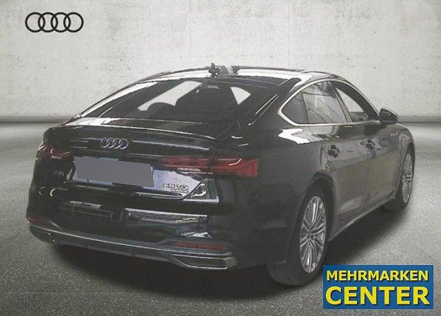 Audi A5 Sportback 45 TDI quattro advanced AHK LED Nav