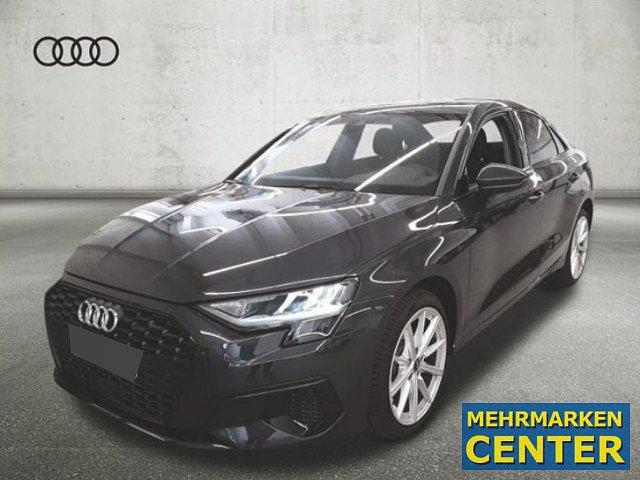 Audi A3 Limousine advanced 35 TFSI LED Sounds. Spurh