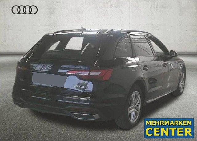 Audi A4 Avant advanced 40 TDI AHK ACC LED Navi Spur