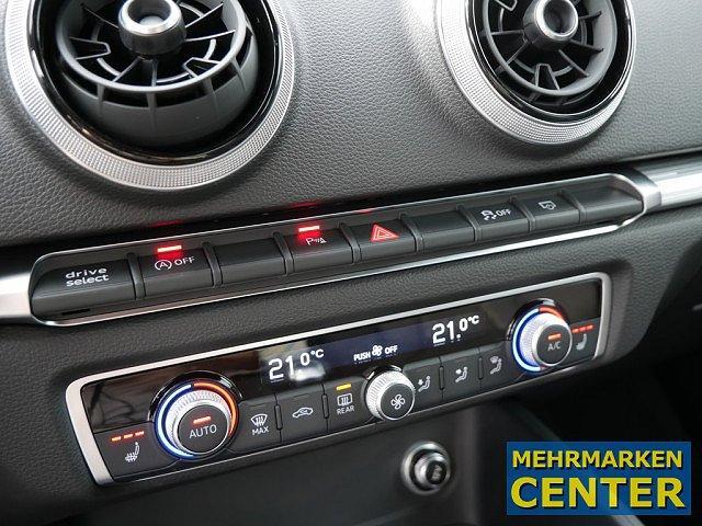 Audi A3 Limousine 1.5 TFSI S line LED Navi SHZ Sportp