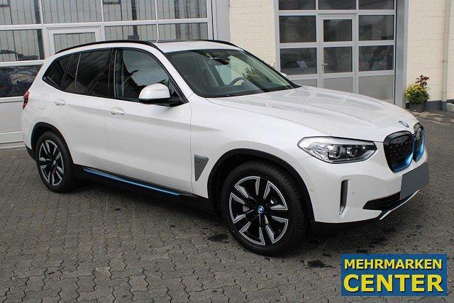 BMW iX3 - Inspiring AHK DAB+ Sitzhz. - Export possible