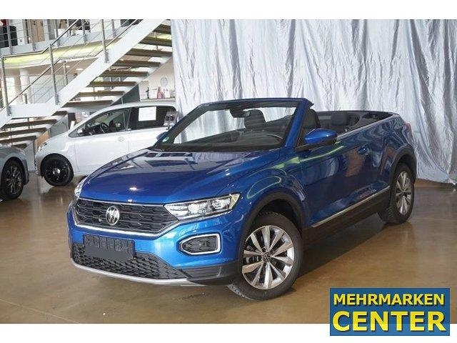 Volkswagen T-Roc Cabriolet - Cabrio Style 1.5TSI*DSG LED ACC 2xSpurass.