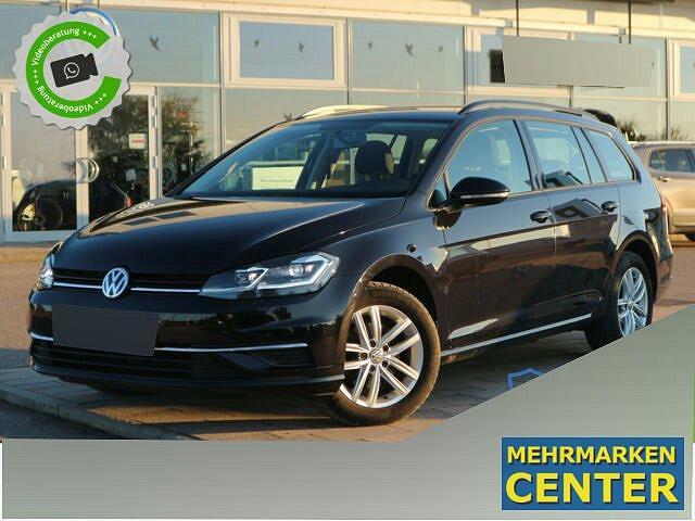 Volkswagen Golf Variant - 1.6 TDI Comfortline NAVI+LED+BLUETO