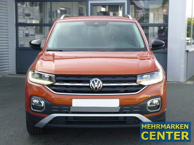 Volkswagen T-Cross - Style TSI +18 ZOLL+KAMERA+ACTIVE INFO+AC