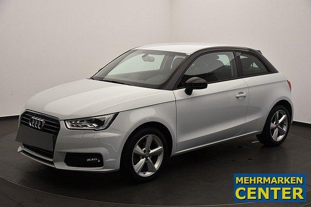 Audi A1 - 1.0 TFSI S-tronic design Xenon/Tempo/Navi