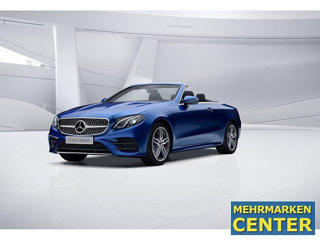 Mercedes-Benz E-Klasse - E 220 d 4M Cabrio AMG Sport Wides. LED Navi 360°