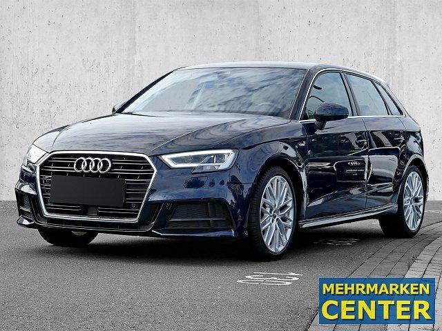 Audi A3 Sportback - 2.0 TDI Sport AHK LED ACC