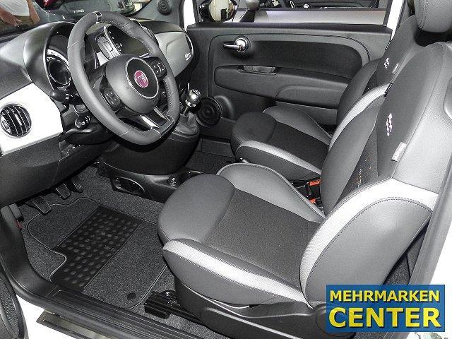 Fiat 500 Limousine Hey Google Tech Paket Klima Tempomat DAB