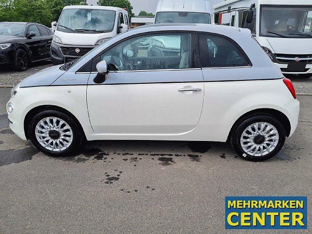 Fiat 500 - MY21 1.0 GSE Hybrid DOLCEVITA 51kW NAV Tech+
