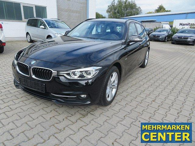 BMW 3er Touring - 318 i Sport Line*Navi Prof*Sportsitz*LED
