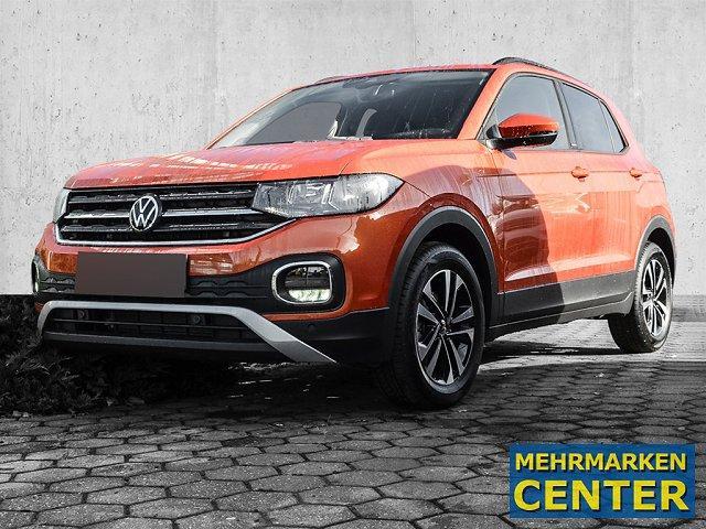 Volkswagen T-Cross - 1.0 TSI United ALU DAB ANSCHLUSSGARANTIE