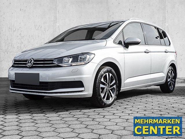 Volkswagen Touran - 2.0 TDI Comfortline 7 Sitzer AHK PANORAMA
