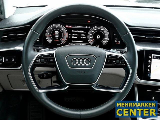 Audi A6 Limousine 50 TDI quattro tiptronic Design LED