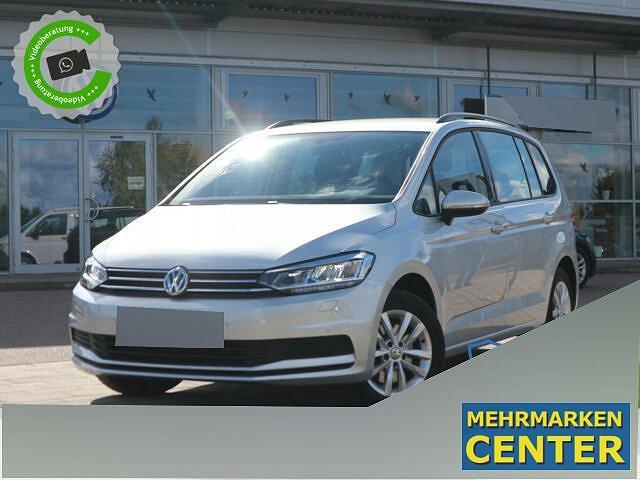 Volkswagen Touran - 1.5 TSI DSG COMFORTLINE NAVI+LED+BLUETOOT