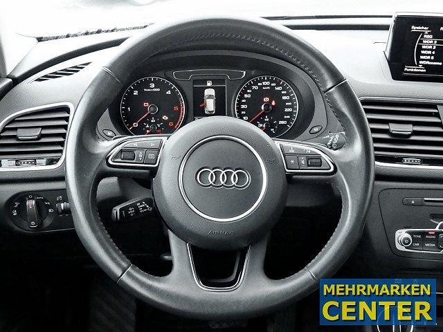 Audi Q3 - 2.0 TDI quattro S tronic Design Klimaautom.
