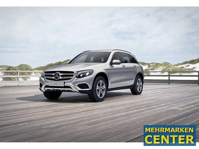 Mercedes-Benz GLC - 350 d 4M Off-Road Pak. AHK Distronic LED+ Na