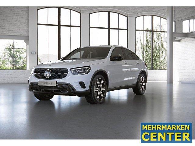 Mercedes-Benz GLC - 200 4M Coupé Night LED Navi Kamera SHZ Einpa