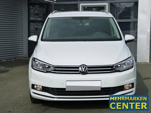 Volkswagen Touran - Highline TDI DSG +17 ZOLL+ACC+NAVI+PDC