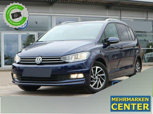 Volkswagen Touran - 1.2 TSI SOUND NAVI+BLUETOOTH+PANORAMA+ACC