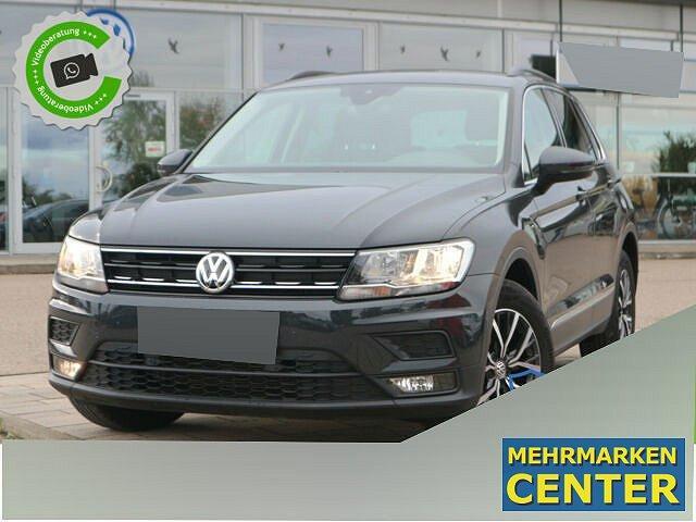 Volkswagen Tiguan - 2.0 TDI DSG COMFORTLINE NAVI+BLUETOOTH+SH