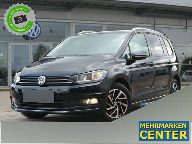 Volkswagen Touran - 2.0 TDI DSG JOIN NAVI+AHK+BLUETOOTH+ACC+S