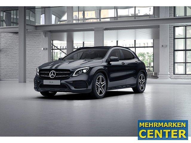 Mercedes-Benz GLA - 220 4M AMG Sport Night Standhz. Abstandstemp