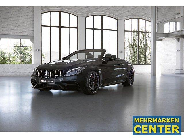 Mercedes-Benz C-Klasse AMG - C 63 S Cabrio Burm Sitzklima 20