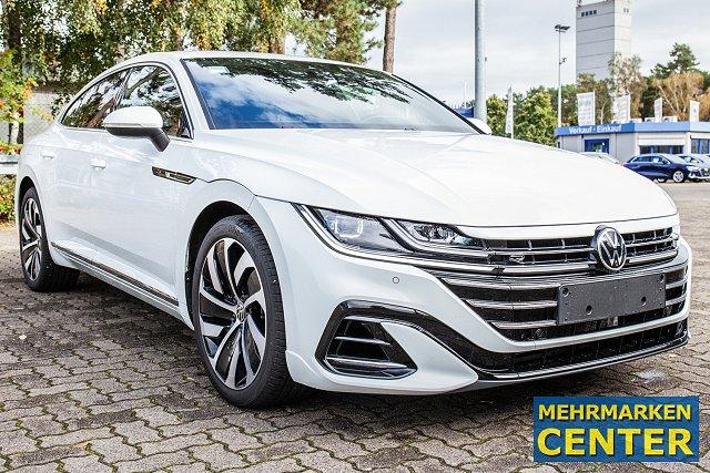 Volkswagen Arteon - *R-LINE*2.0 TSI*DSG*HUD/19/ACTINF/UPE55
