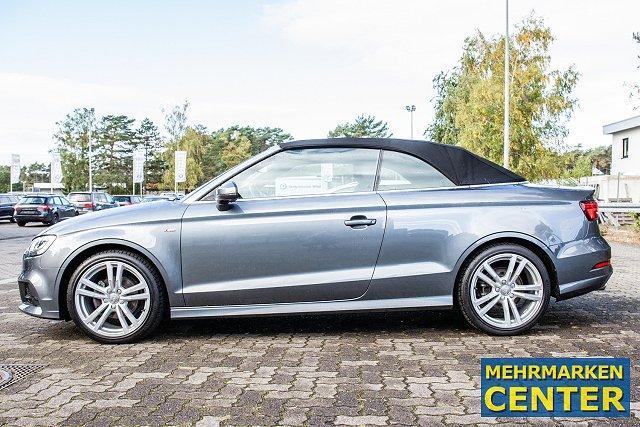 Audi A3 Cabriolet Cabrio*3xS-LINE*2.0 TDI/18/VIRTUAL/BO/LED