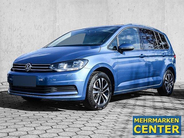 Volkswagen Touran - 2.0 TDI Comfortline 7-Sitzer AHK PANORAMA