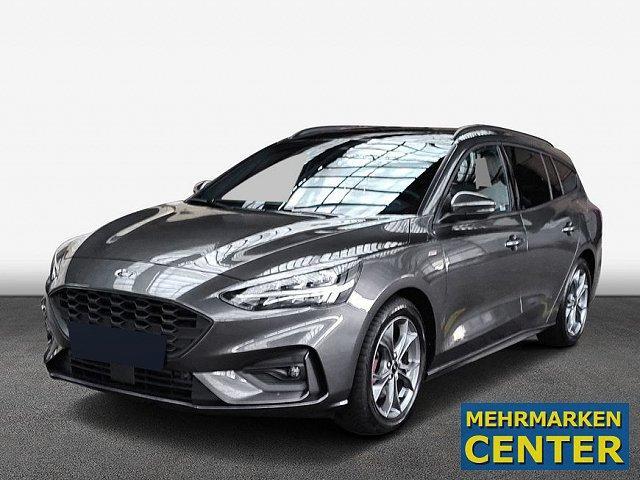 Ford Focus Turnier - 1.0 EcoBoost Hybrid ST-LINE X Pano LED