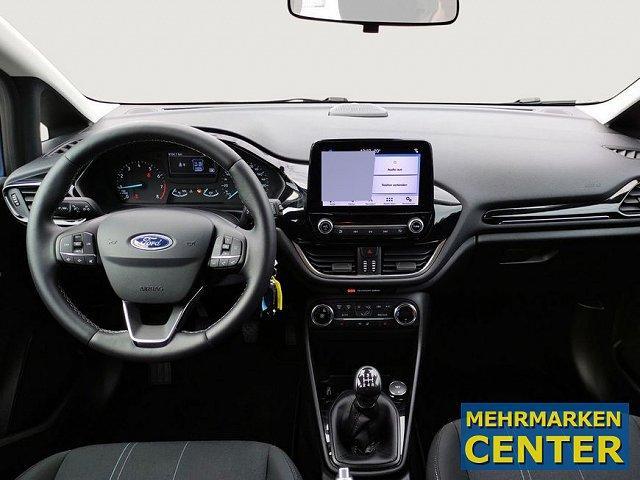 Ford Fiesta 1.1 COOLCONNECT Navi DAB Wi-Pa Klimaaut.