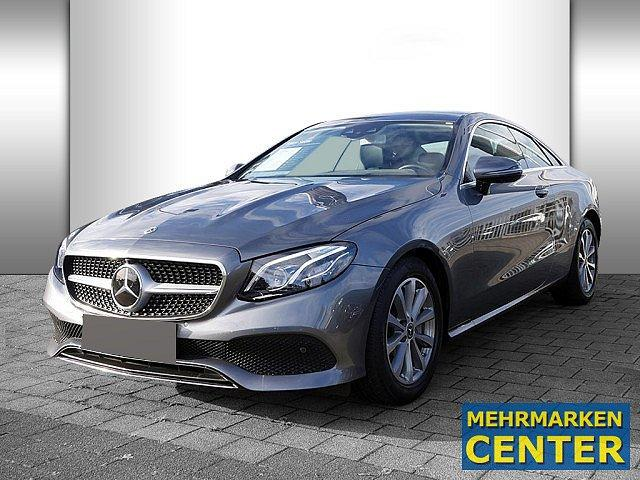 Mercedes-Benz E-Klasse - E 300 Coupé Avantgarde AHK Distr Multib HUD Burm