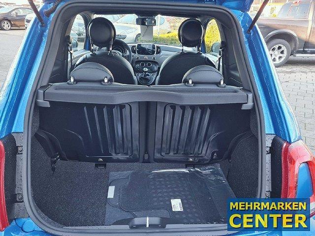 Fiat 500 MY21 1.0 GSE Hybrid SPORT 51kW PDC- APPLECAR