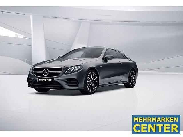 Mercedes-Benz E-Klasse - E 53 AMG 4M+ Coupé Night Standhz. Pano Navi Burm