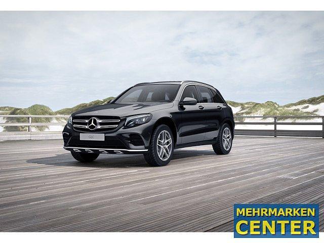 Mercedes-Benz GLC - 220 d 4M AMG line LED Navi SHZ PTS Bluetooth