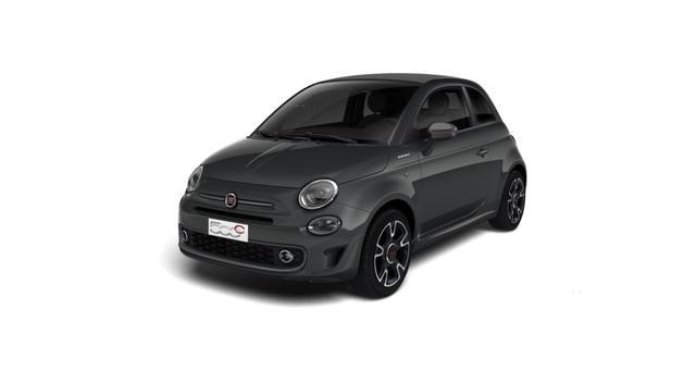 Fiat 500C Hybrid - Sport Sie sparen 4.680 Euro, 1.0 GSE 51kW 69PS, Klimaautomatik, Sportlederlenkrad, 7