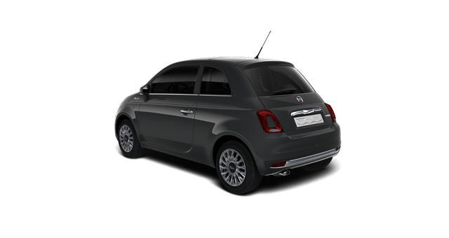 """Fiat 500 DOLCEVITA Sie sparen 3.870€ 1,0 GSE 70PS, Klimaautomatik, Tech Paket; Parksensoren hinten, Licht und Regensensor, Außenspiegel, Elektrisch Verstell- Beheizbar In Wagenfarbe, 15""""-Leichtmetallfelgen uvm"""