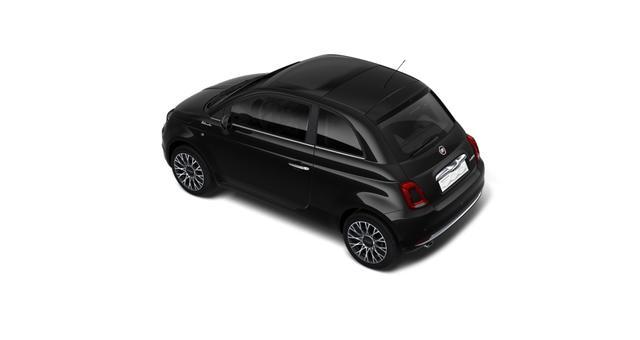 """Fiat 500 DOLCEVITA Sie sparen 4.780€ 1,0 GSE 70PS, DOLCEVITAPAKET, Voll-Leder, Sky-Dome, Navigation, Klimaautomatik, Tech Paket; Parksensoren hinten, Licht und Regensensor, Außenspiegel, Elektrisch Verstell- Beheizbar In Wagenfarbe, 16""""-Leichtmetallfelgen uvm"""