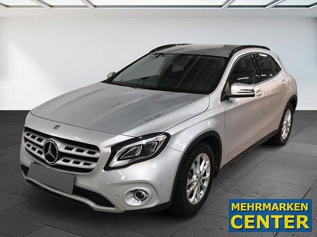 Mercedes-Benz GLA - 250 4MATIC Aut. Navi LED Rückfahrkamera