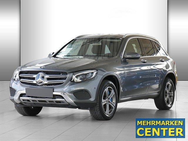 Mercedes-Benz GLC - 350 e 4M OffRoadExt. AHK Abstandstemp. LED N