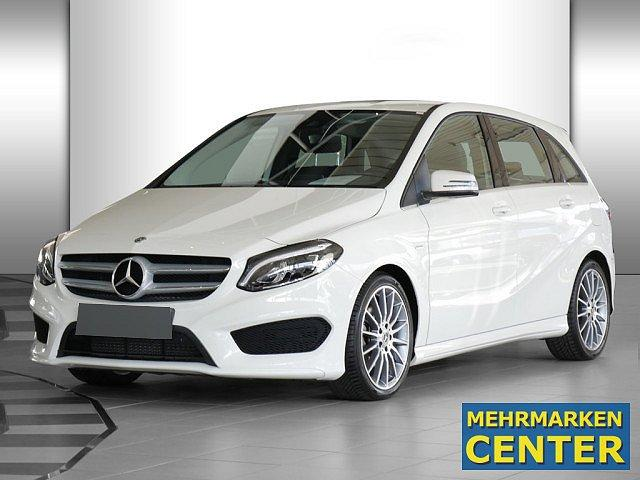 Mercedes-Benz B-Klasse - B 180 AMG-Style Urban LED Spiegel-P 8