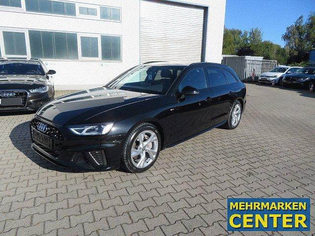 Audi A4 Avant - 40 TFSI S line*Navi*ACC*Kamera*Pano*