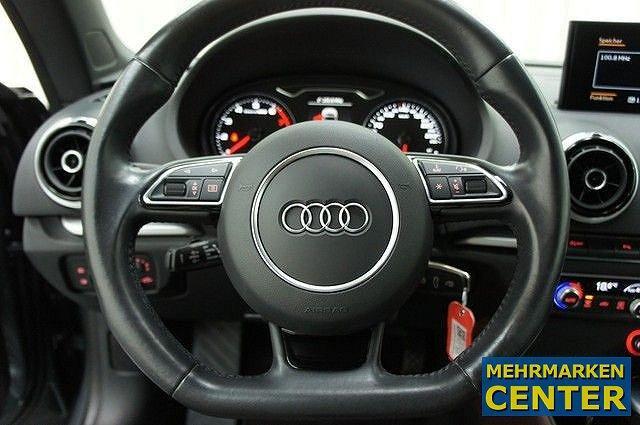 Audi A3 Cabriolet 1.8 TFSI Ambition Navi Leder ACC Rückkamera