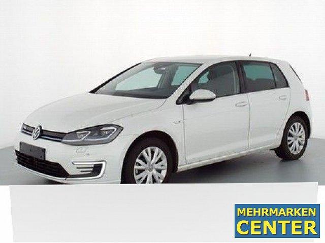 Volkswagen e-Golf - BAFA faehig CCS Wärmepumpe Assistenz Dynaudio ACC LED 17 Zoll