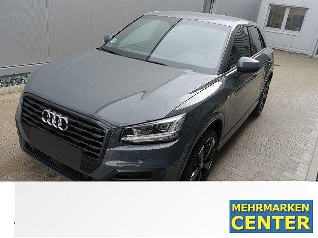 Audi Q2 - 1.4 TFSI S tronic Design line LED ACC Kessy Navi DAB 19Zoll
