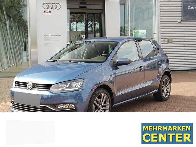 Volkswagen Polo - 5 V 1.2 TSI Sound LED Beats Climatronic ParkPilot Sitzhzg.