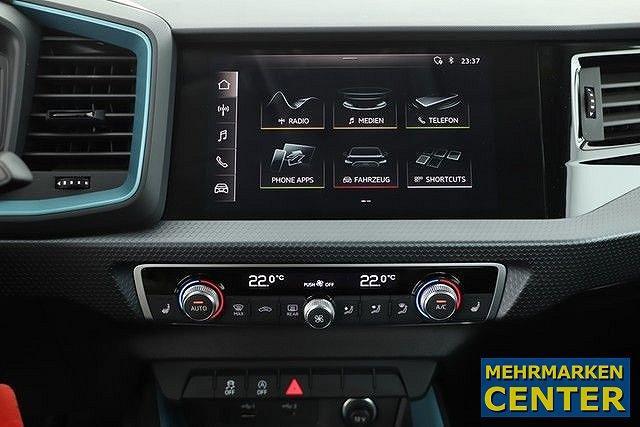 Audi A1 Sportback 35 TFSI S tronic Advanced Navi DAB