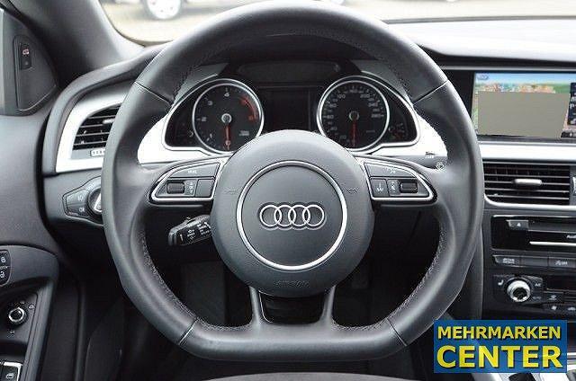 Audi A5 Cabriolet 3.0 TDI Quattro S-tronic S-LineExterieur/LederAlcantara/Navi